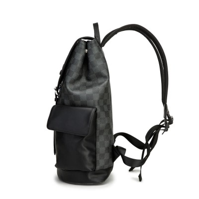 2020 new simple Korean version of the trend of sports and leisure men's diagonal bag shoulder bag chest bag waist bag small backpack