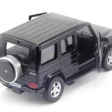 Marco Ji Yufeng Mercedes-Benz G63AMG off-road vehicle model alloy children's toy pull back car factory authorized car model