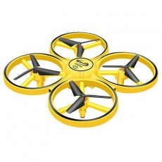 Cross border UFO sensing four axis aircraft watch sensing UAV intelligent gesture suspended flying saucer children's toys
