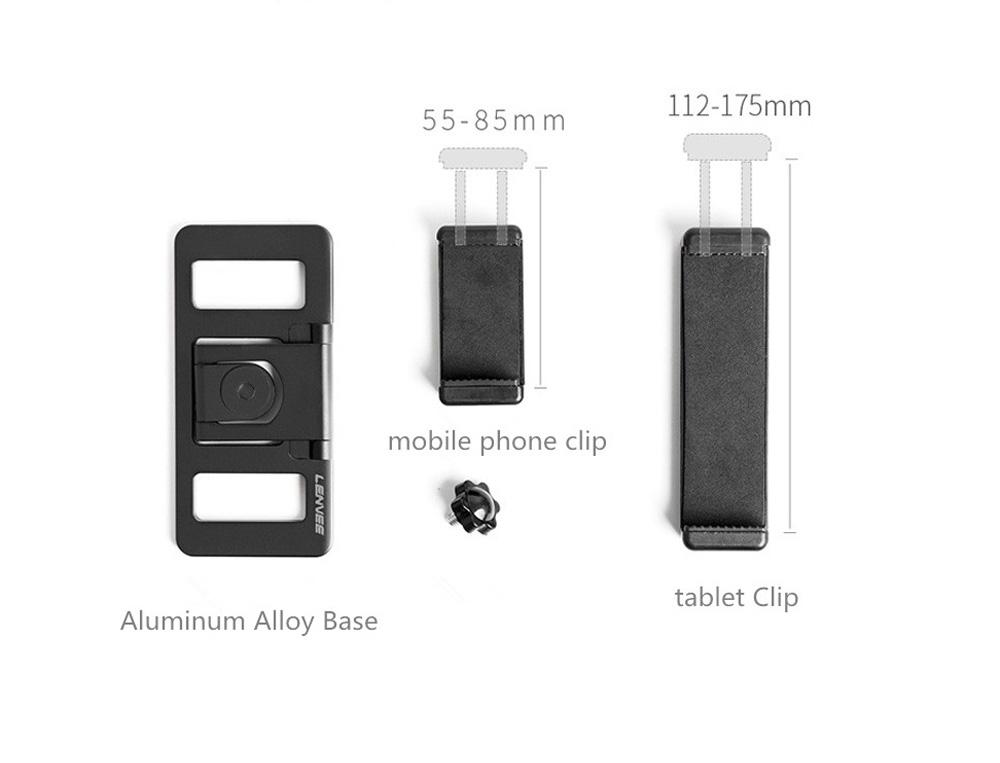 Metal Tablet Remote Control Stand Phone Holder Base Tray For DJI Mavic / Mini / Pro 1 / Air / Mavic 2 Pro Zoom / Spark Drone For DJI 1