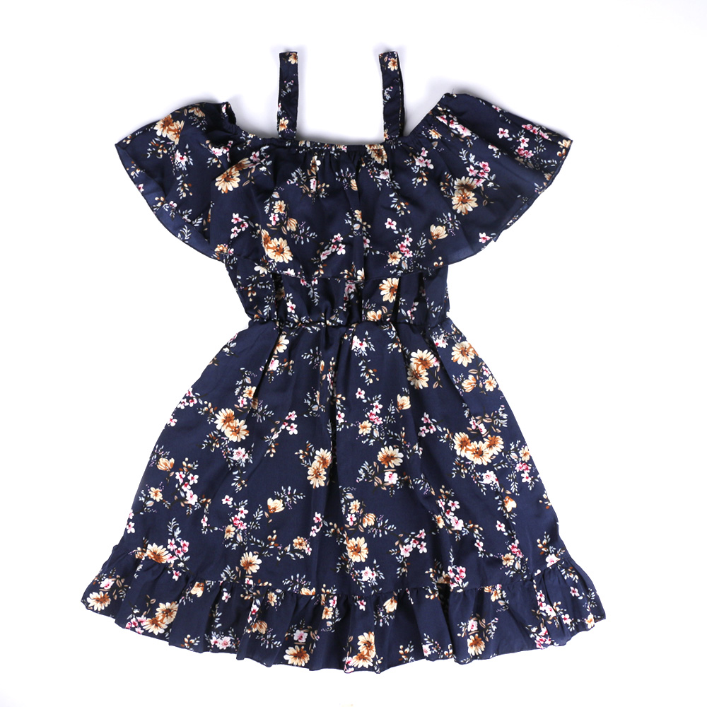 Women Summer Dress Floral Dress Off Shoulder Boho Chiffon Party Beach Short Mini Dress Sexy Ladies Holiday Sundress   0