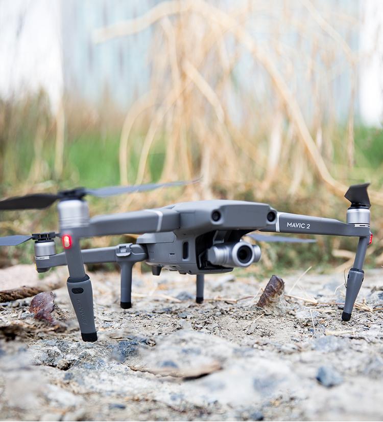 For Mavic 2 UAV Remote Control Screen Remote Rod Protective Cover Portable Anti-scratch Accessories Rocker Protector 0