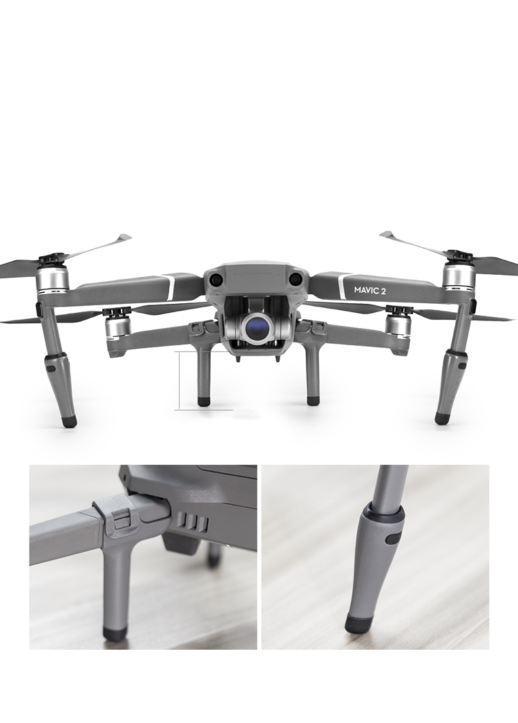 For Mavic 2 UAV Remote Control Screen Remote Rod Protective Cover Portable Anti-scratch Accessories Rocker Protector 3
