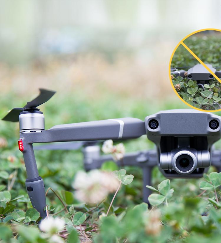 For Mavic 2 UAV Remote Control Screen Remote Rod Protective Cover Portable Anti-scratch Accessories Rocker Protector 1