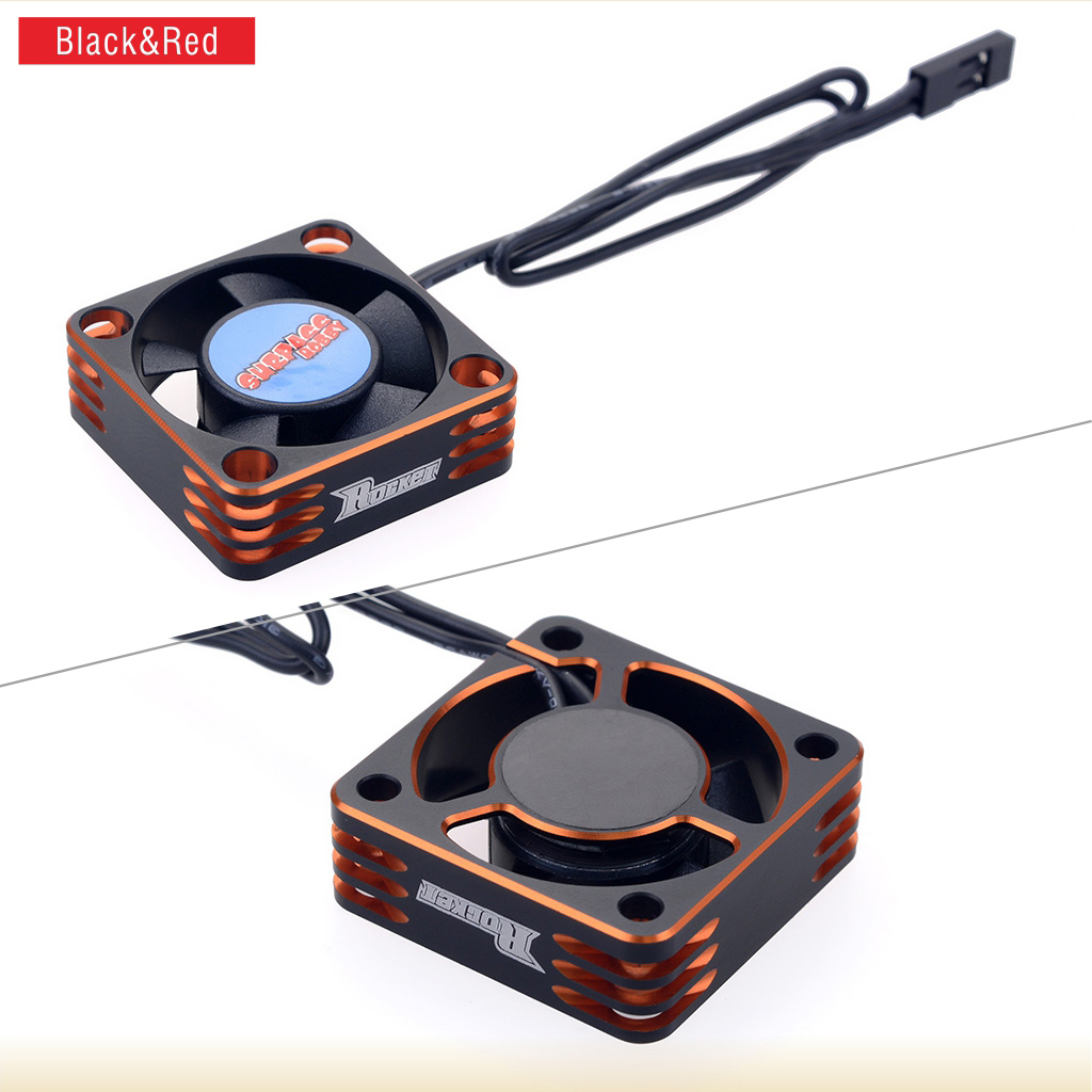 SURPASS-HOBBY's High-end Brand ROCKET High-speed Fan-28000RPM Motor ESC 6