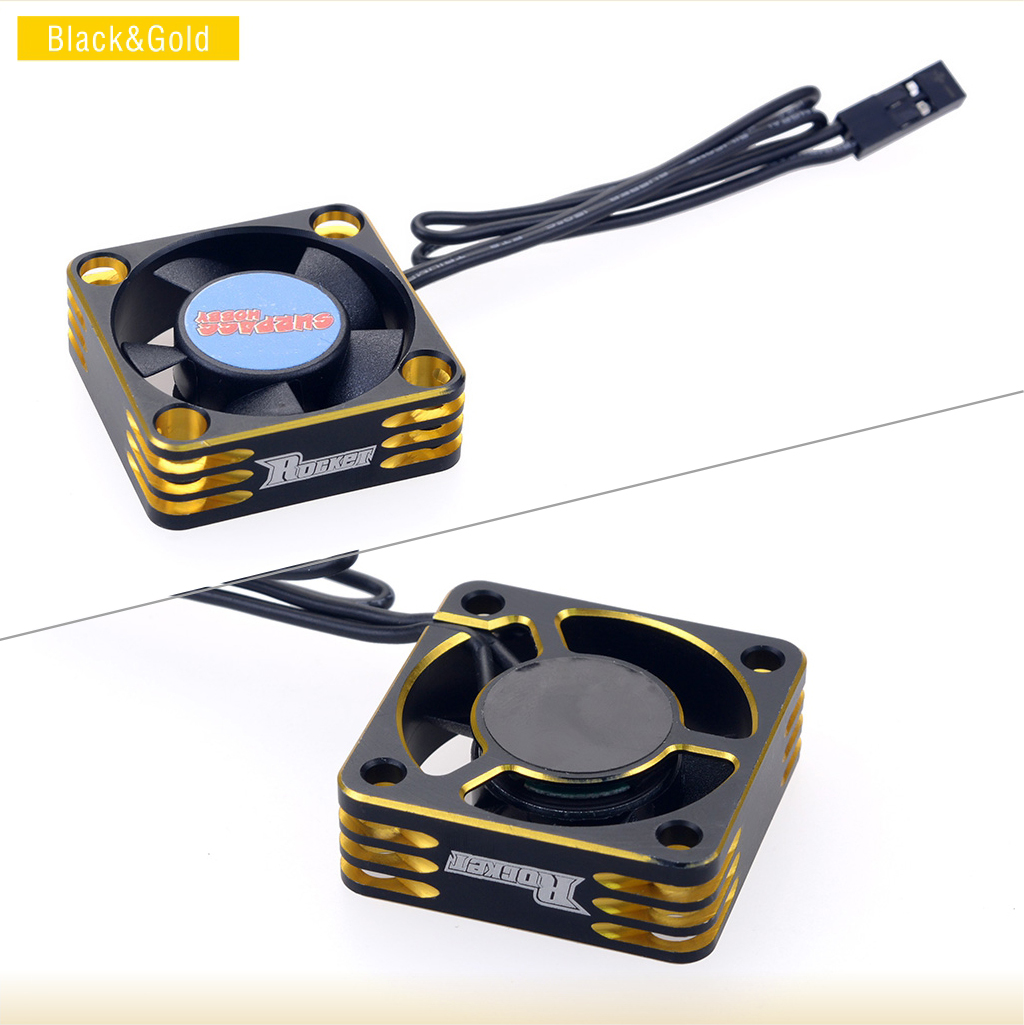 SURPASS-HOBBY's High-end Brand ROCKET High-speed Fan-28000RPM Motor ESC 8