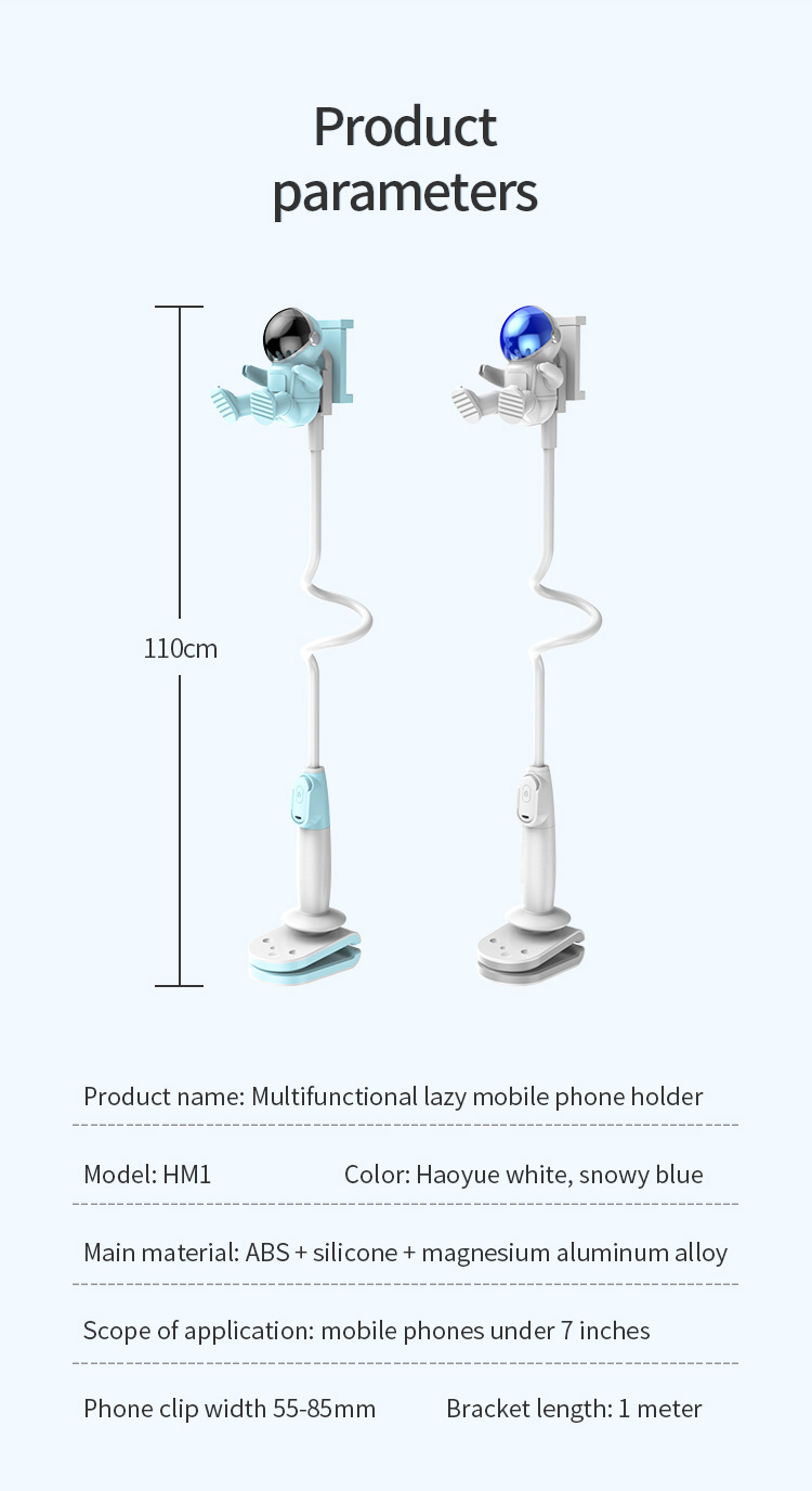 New Portable Multifunctional Lazy Mobile Phone Holder Suitable For Multiple Occasions And Mobile Phone Applications 10