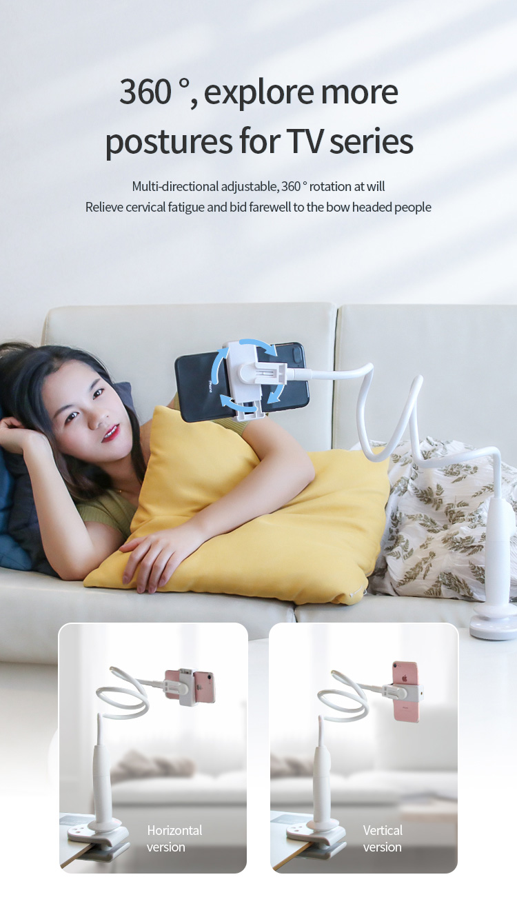 New Portable Multifunctional Lazy Mobile Phone Holder Suitable For Multiple Occasions And Mobile Phone Applications 1