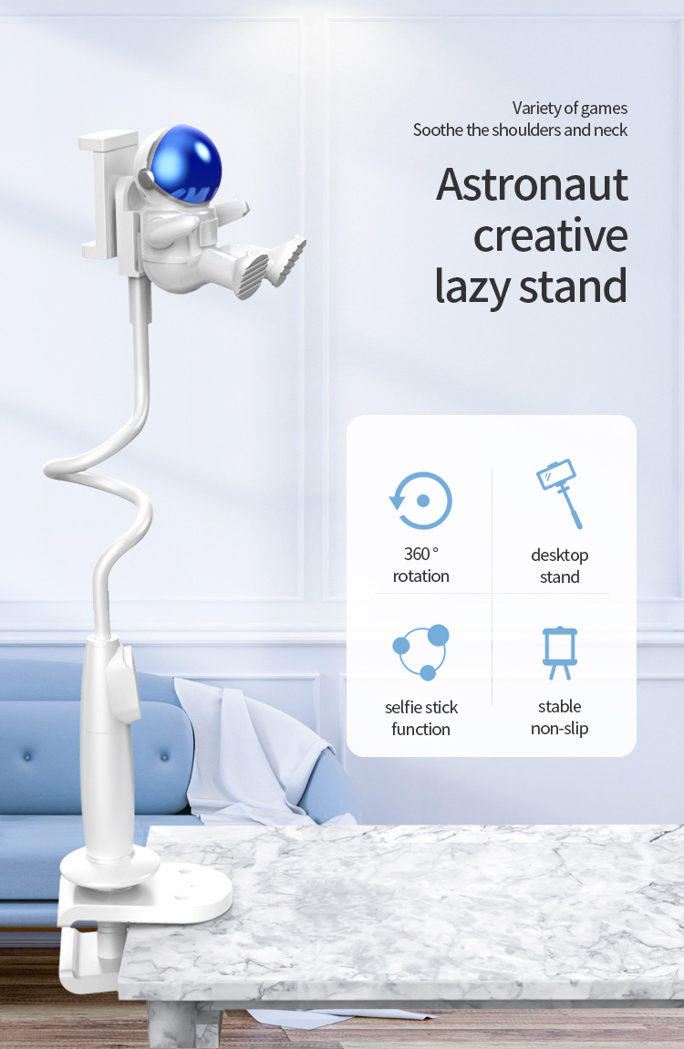 New Portable Multifunctional Lazy Mobile Phone Holder Suitable For Multiple Occasions And Mobile Phone Applications 0