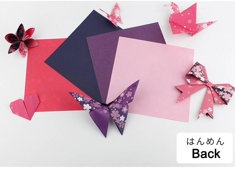 Children's Color Handmade Origami Material Origami Paper Craft With double-sided Origami Contains 60 sheets 6