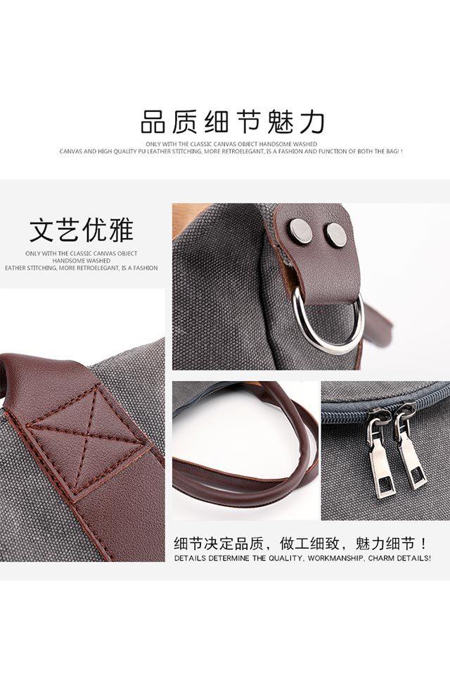 Women's Shopping Bag Large Ladies Canvas Shoulder Bags Tote Shopper Eco Reusable Bag Cotton Cloth Handbag for Women 2020 Beach 7
