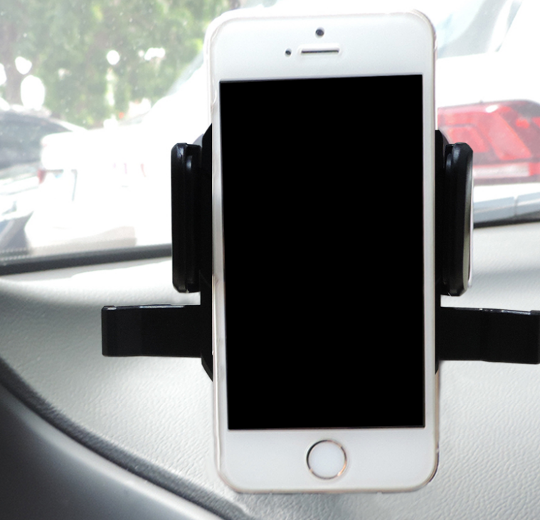 Gravity Bracket Snap-on Air Outlet For Car In-car Support Universal Navigation Support Car Mobile Phone Holder  4