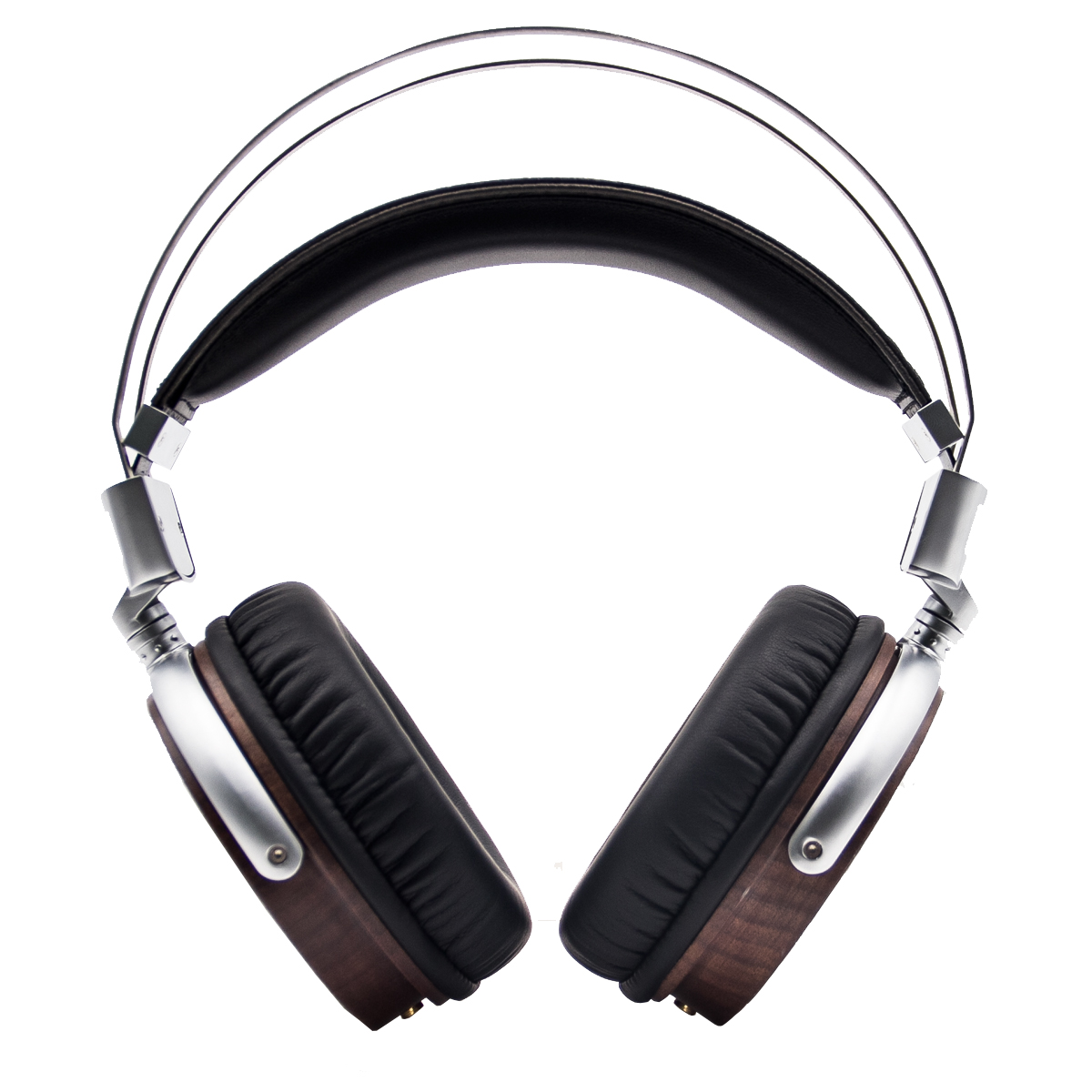 WHP860S Retro Trendy Head-mounted HIFI Walnut Alloy High-fidelity Mobile Computer Headset 2