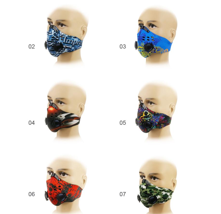 GLORSUN Outdoor Anti-haze PM2.5 Cycling Mask Windproof Sports Running Dustproof Mask 1