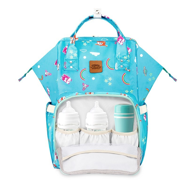 MP-MMB01 Fashion Multifunctional Mummy Bag Diaper Backpack With Large Capacity Travel Diaper Bag Fashion Mummy Bag 2