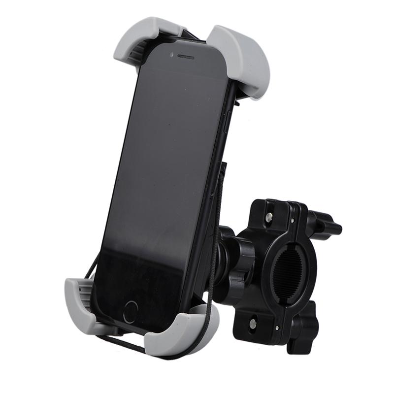 Electric Car Mobile Phone Holder Navigation Bracket Motorcycle Takeaway Rider Car Bicycle Battery Car Mobile Phone Holder  2