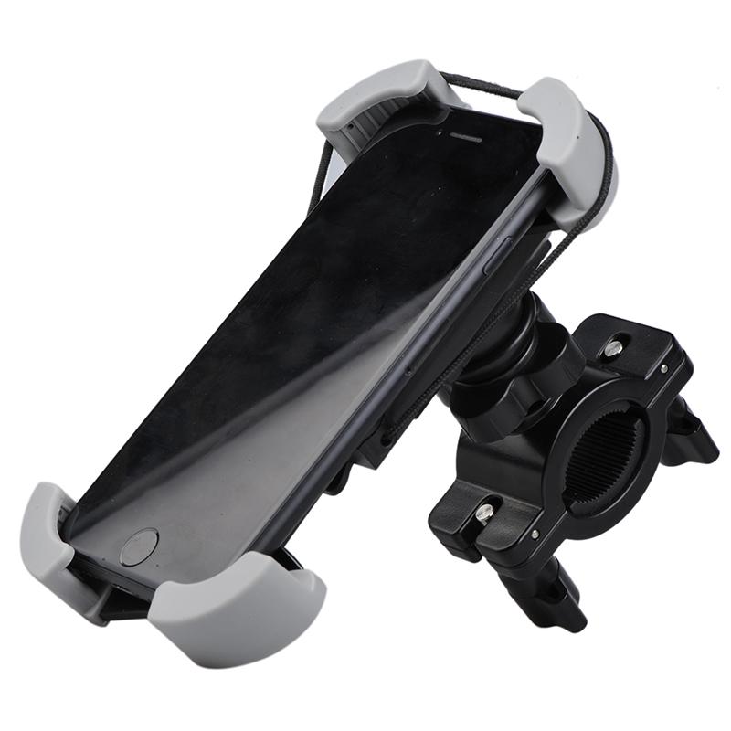 Electric Car Mobile Phone Holder Navigation Bracket Motorcycle Takeaway Rider Car Bicycle Battery Car Mobile Phone Holder  4