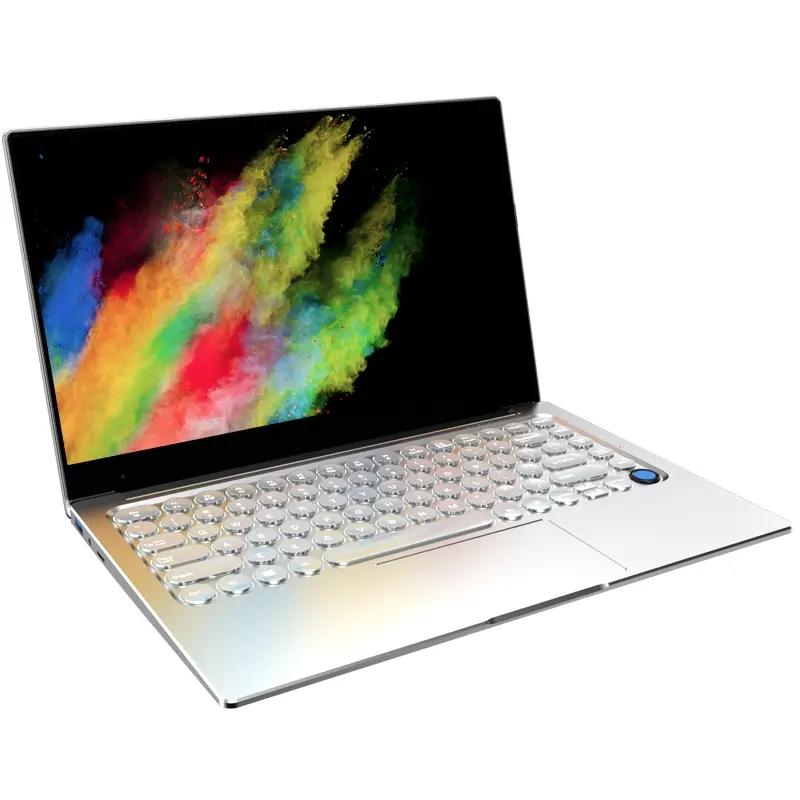 TBOOK5 PRO 3867U 1920*1080IPS 14.1 Inch 8G+128G 256G SSD 940M Single Display Sll-metal Silver Laptop 1