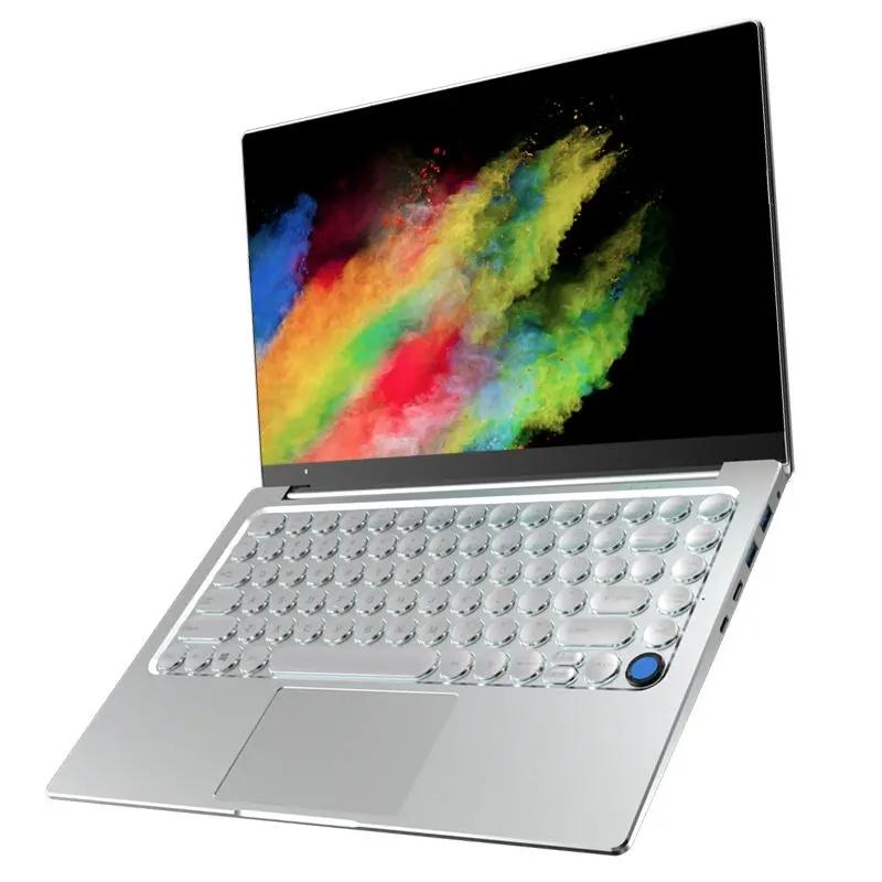 TBOOK5 PRO 3867U 1920*1080IPS 14.1 Inch 8G+128G 256G SSD 940M Single Display Sll-metal Silver Laptop 3
