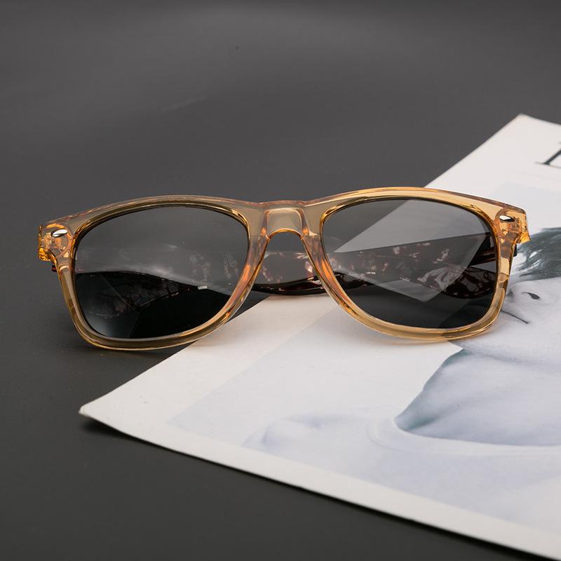 Retro Square Sunglasses Men Polarized Sun Glasses Retro Vintage Goggles Women Fashion Driving Eyewear 4