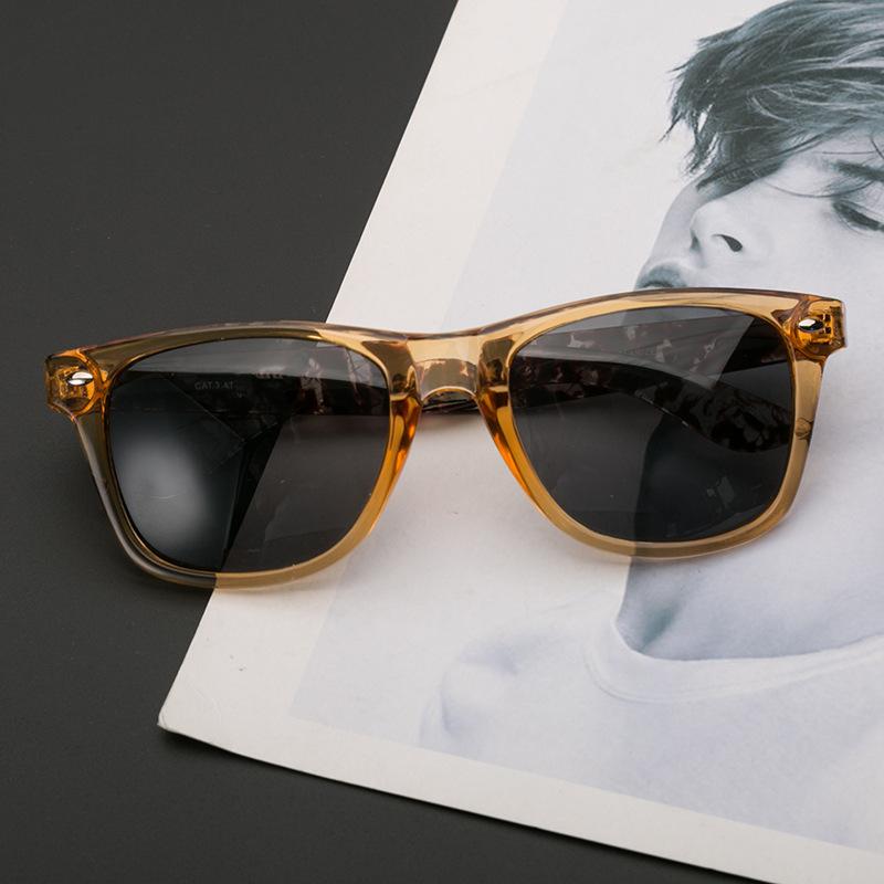 Retro Square Sunglasses Men Polarized Sun Glasses Retro Vintage Goggles Women Fashion Driving Eyewear 5
