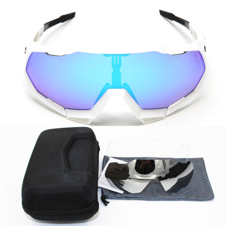 Sagan Professional Cycling Glasses Female Polarized Outdoor Sand-Proof Sports Mountain Bike 3 Cycling Mirror Equipment 4