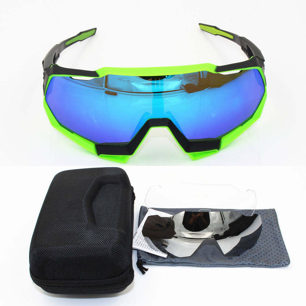 Sagan Professional Cycling Glasses Female Polarized Outdoor Sand-Proof Sports Mountain Bike 3 Cycling Mirror Equipment 3