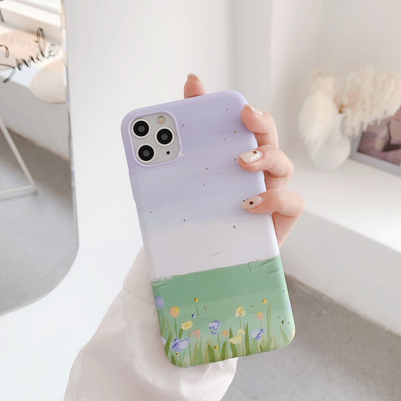 2020 Fashion New iPhone11 Green Phone Case Spoof Fun For iPhone 11Promax  Protective Cover 5
