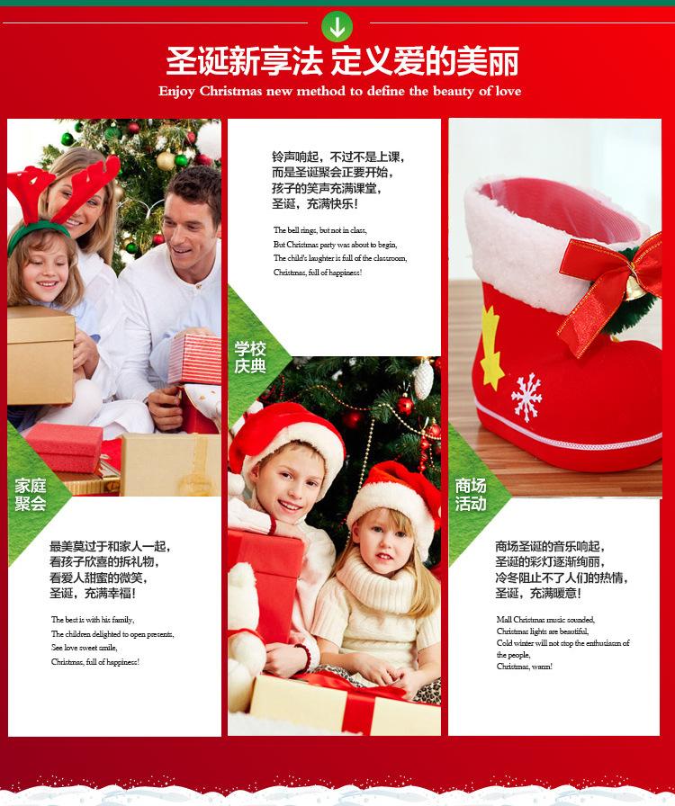 Christmas Toilet Two-piece Set Exquisite Christmas Snowman Elk Toilet Seat Cushion Santa Claus Toilet Cover  5