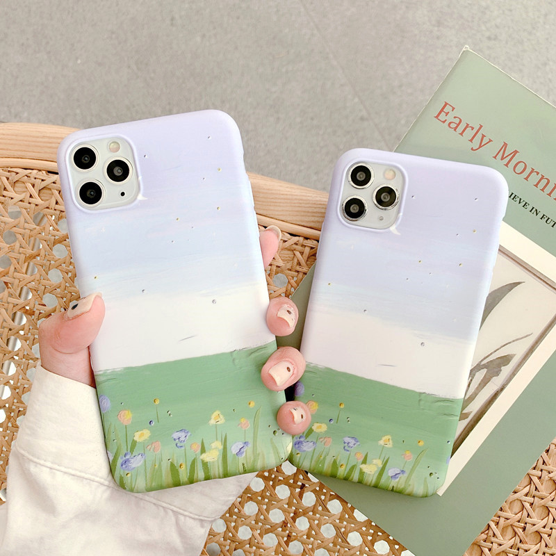 2020 Fashion New iPhone11 Green Phone Case Spoof Fun For iPhone 11Promax  Protective Cover 0