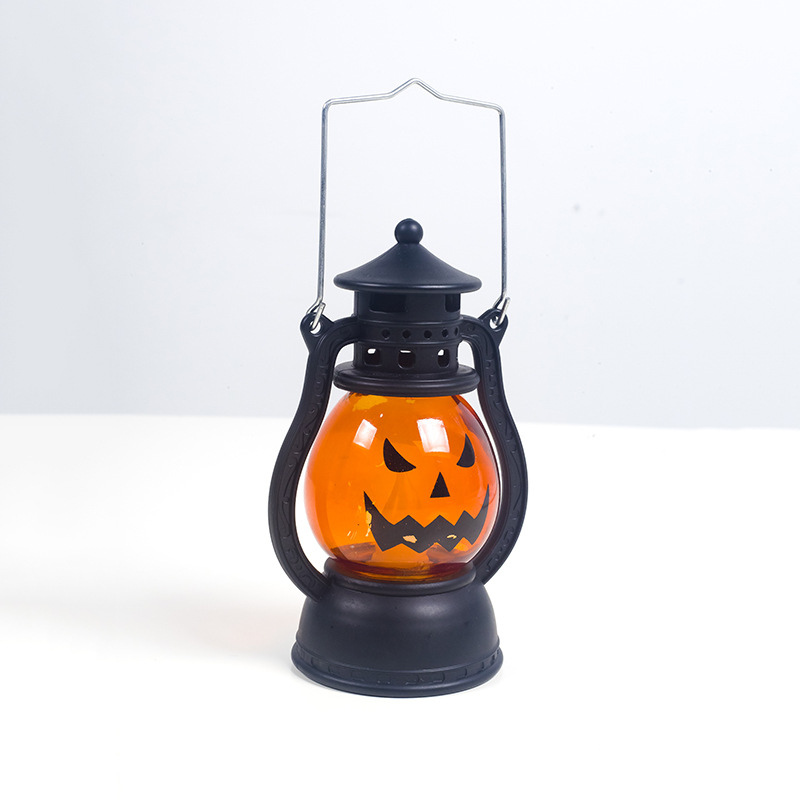 Creative Halloween Decorations Pumpkin Small Lanterns Atmosphere Decoration Ornaments For Parties And bars 3