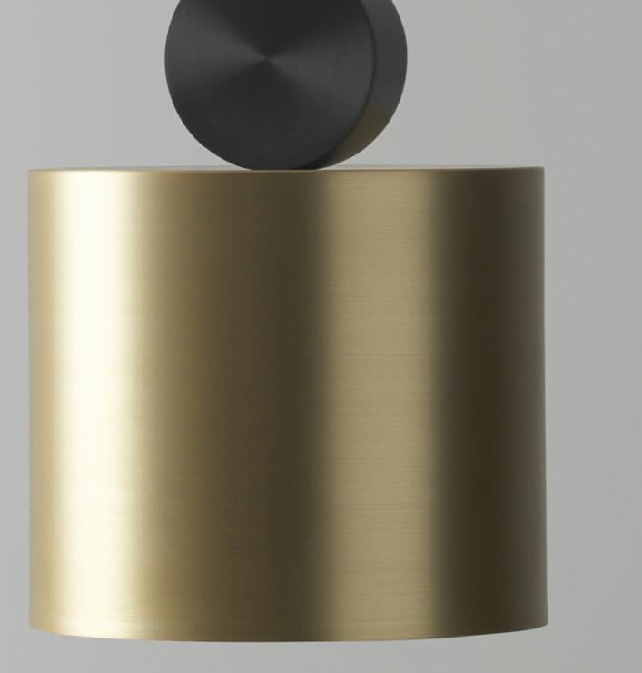 Copper Glass Night Light Multifunctional Creative Design Reading Light E27 Light Source Household Decorative Light 6