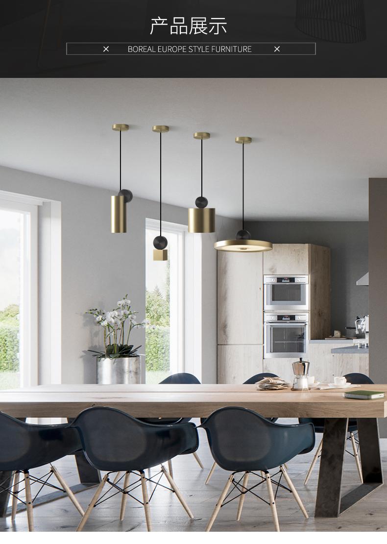 Copper Glass Night Light Multifunctional Creative Design Reading Light E27 Light Source Household Decorative Light 1