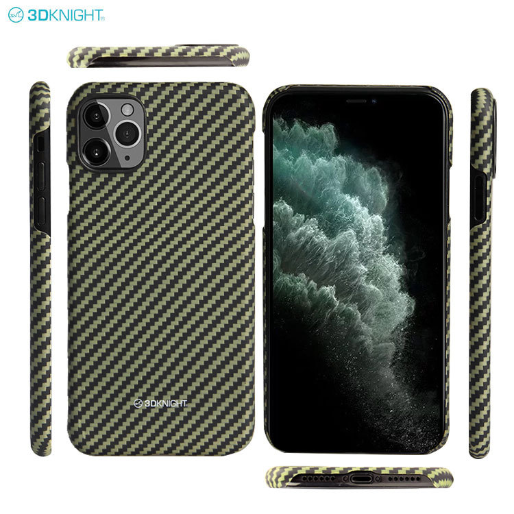 Suitable For Apple 11iphone 11 pro Max True Kevlar Mobile Phone Case Cover 4