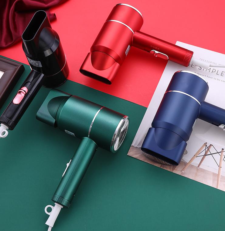 Dc Negative Ion Quick-drying Hair Dryer Household High-power Silent Hair Dryer Hair Salon Hammer Hair Dryer 3