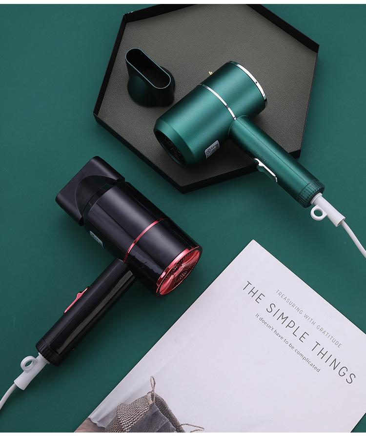 Dc Negative Ion Quick-drying Hair Dryer Household High-power Silent Hair Dryer Hair Salon Hammer Hair Dryer 1