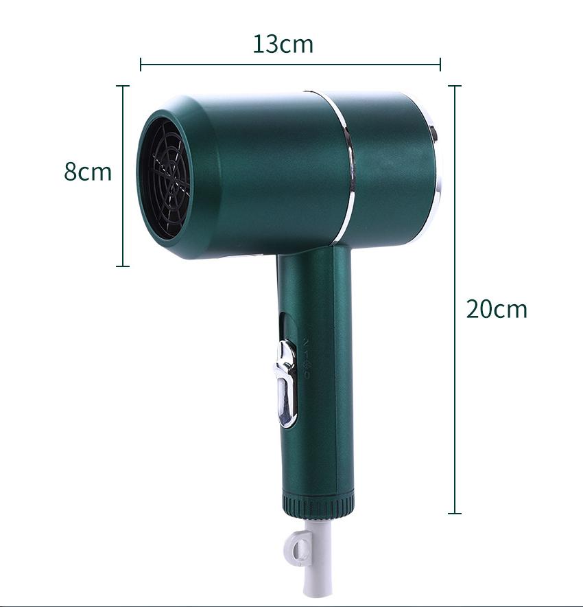 Dc Negative Ion Quick-drying Hair Dryer Household High-power Silent Hair Dryer Hair Salon Hammer Hair Dryer 4