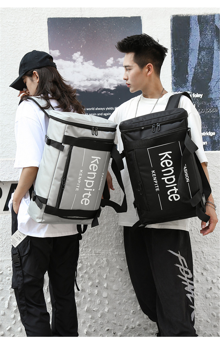 Outdoor Multifunctional Handbag Backpack Computer Bag School Bag Student Large Capacity Travel Backpack 3