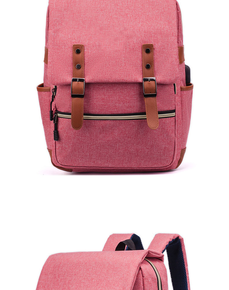 Spot Backpack Charging USB Computer Backpack Business Double Backpack Outdoor Backpack Gift Computer Backpack For Men And Wemon 2