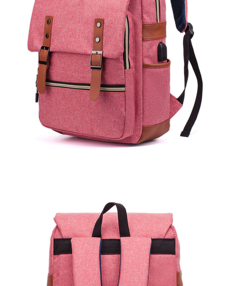 Spot Backpack Charging USB Computer Backpack Business Double Backpack Outdoor Backpack Gift Computer Backpack For Men And Wemon 3