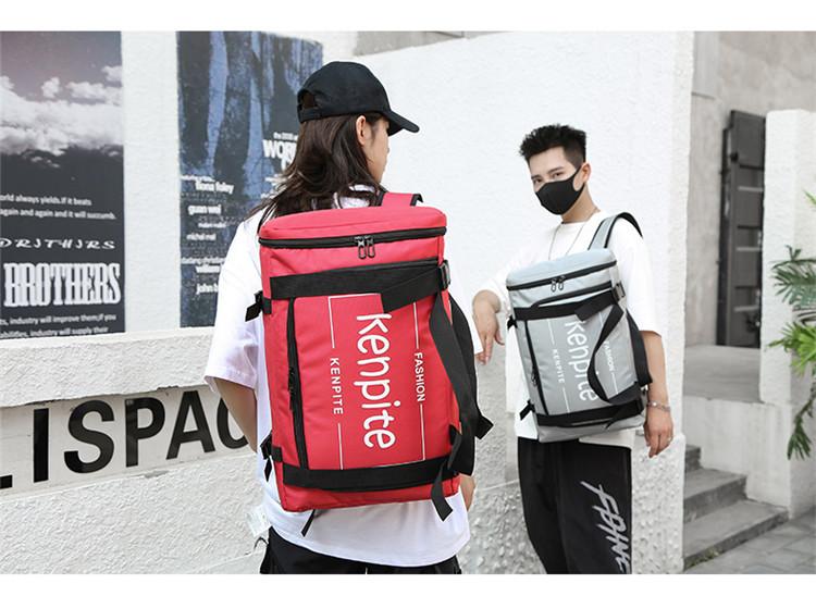 Outdoor Multifunctional Handbag Backpack Computer Bag School Bag Student Large Capacity Travel Backpack 6