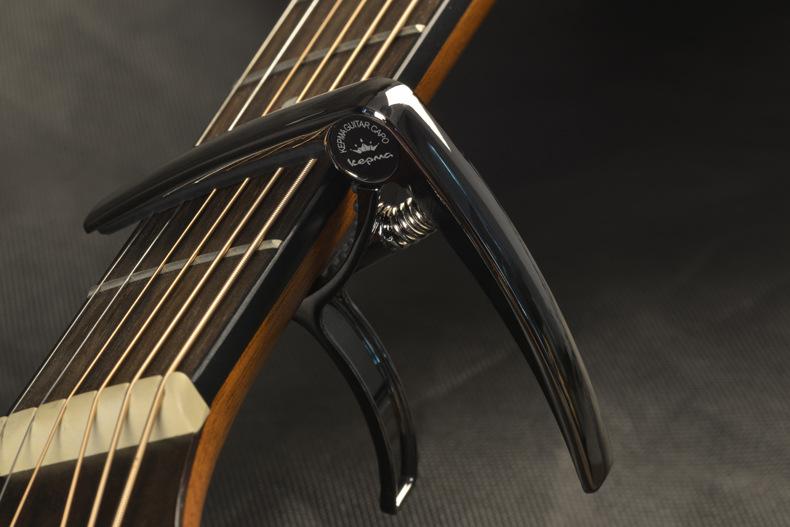 Kepma Guitar Capo Metal Acoustic Guitar Classical Acoustic Guitar Capo 1