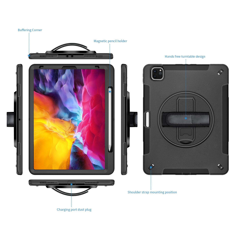 Anti-drop Flat Shell 2018ipad TPU Protective Cover Suitable For 2020 Apple ipad Pro11  0