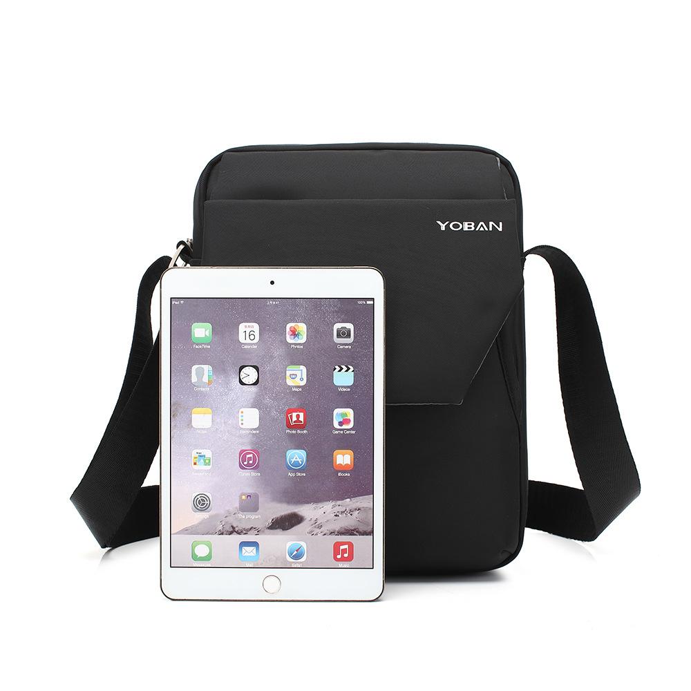 Oxford Cloth Men's Shoulder Bag Casual Bag Messenger Bag Waterproof IPAD Bag Special Oblique Cross Bag 3
