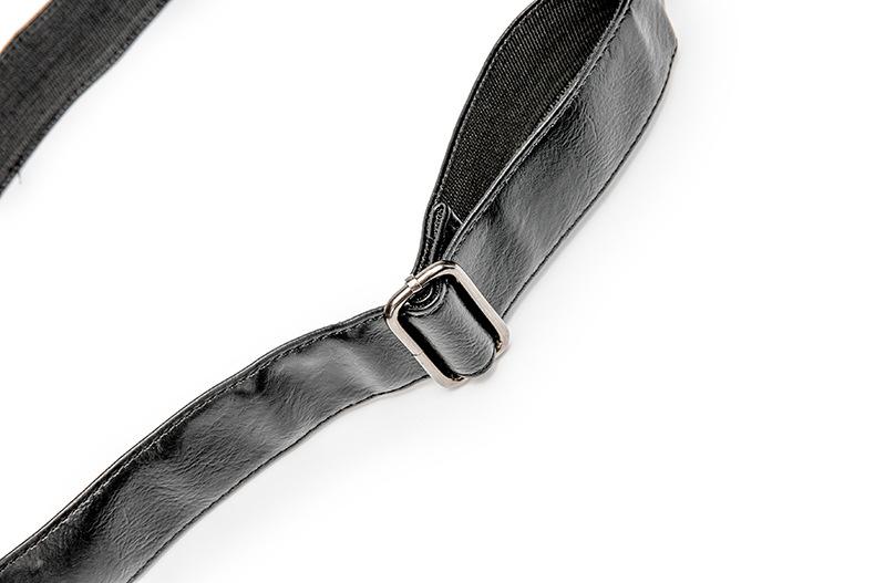 Diagonal Shoulder Bag Men's Leather Bag Business Casual Envelope Briefcase 7