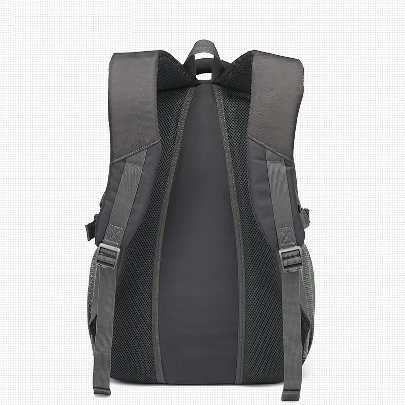Large Capacity Backpack Travel Business Casual Men's Laptop Bag Portable Messenger Bag 4