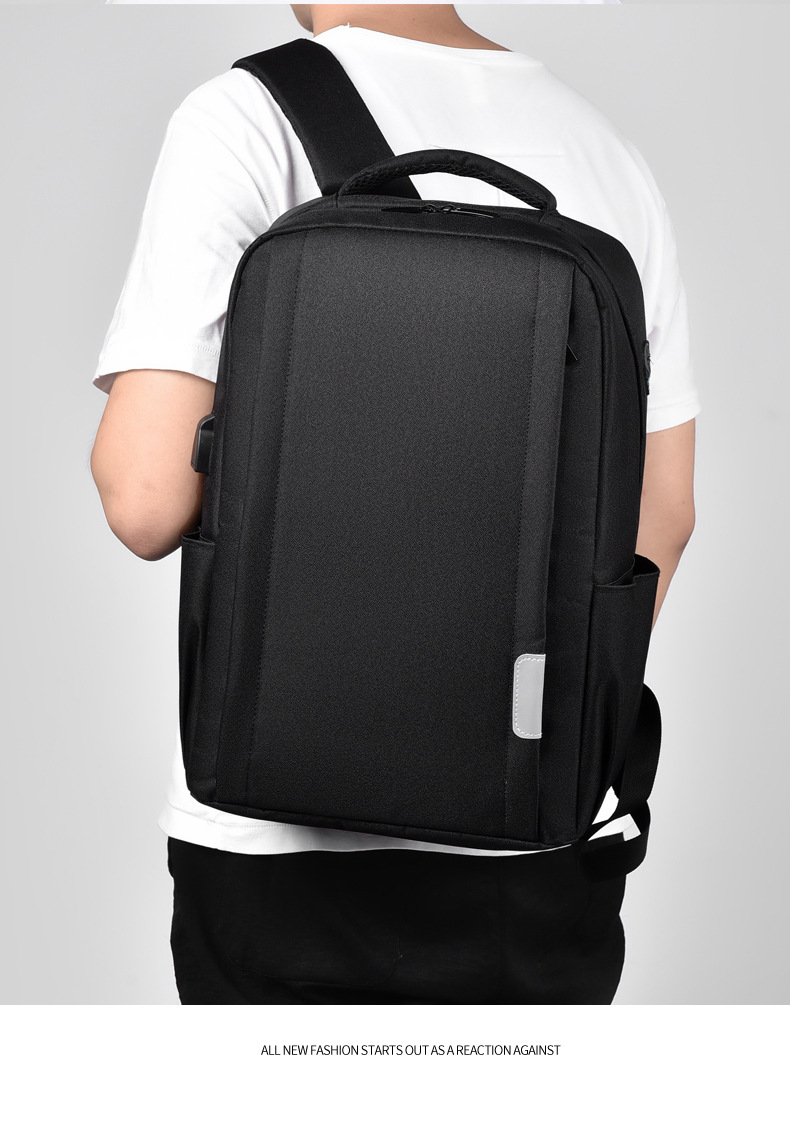 Travel Backpack Large Capacity Business Leisure Computer Bag Student School Bag Charging Anti-theft Backpack 3