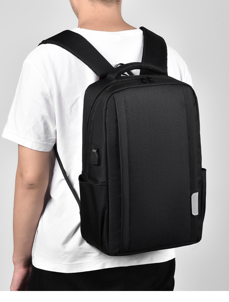 Travel Backpack Large Capacity Business Leisure Computer Bag Student School Bag Charging Anti-theft Backpack 2