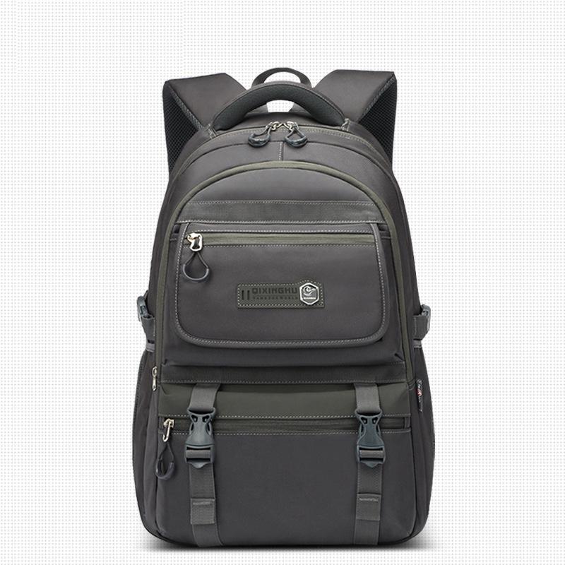 Large Capacity Backpack Travel Business Casual Men's Laptop Bag Portable Messenger Bag 1