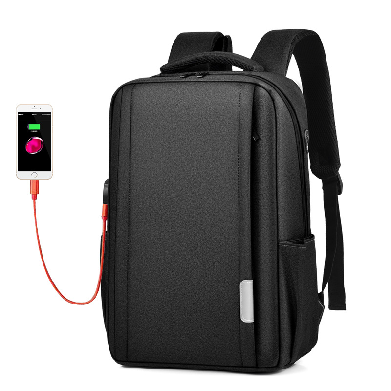 Travel Backpack Large Capacity Business Leisure Computer Bag Student School Bag Charging Anti-theft Backpack 5